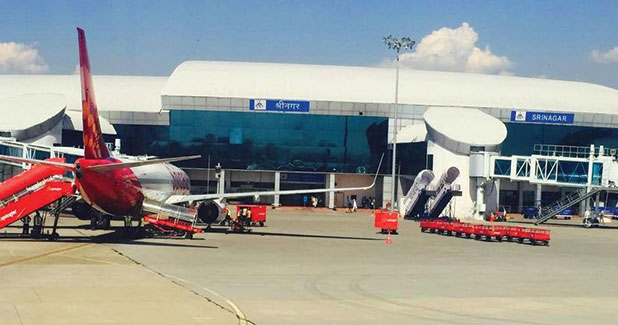 Jammu Airport expansion project